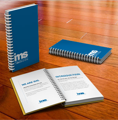 IMS Benefits brochure booklet