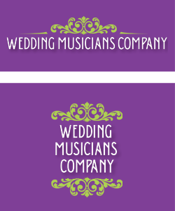 Wedding Musicians Company new logo