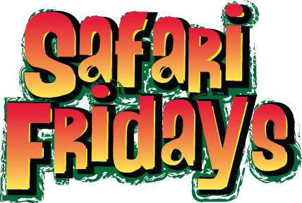 Kroger Safari Fridays logo
