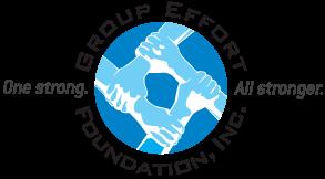 Group Effort Foundation logo design and tagline development