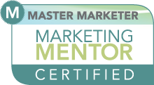 Marketing Mentor Certified Master Marketer