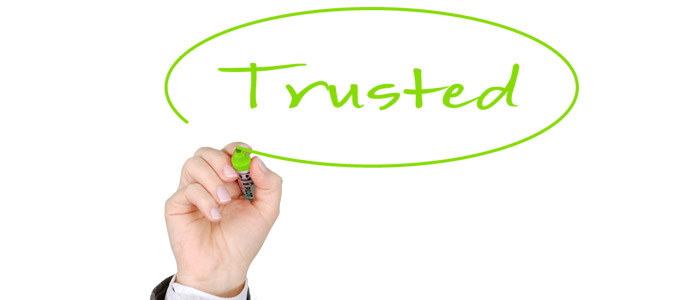 Do visitors trust your online brand?