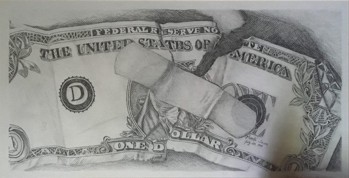 Award-winning illustration: Pamela Saxon