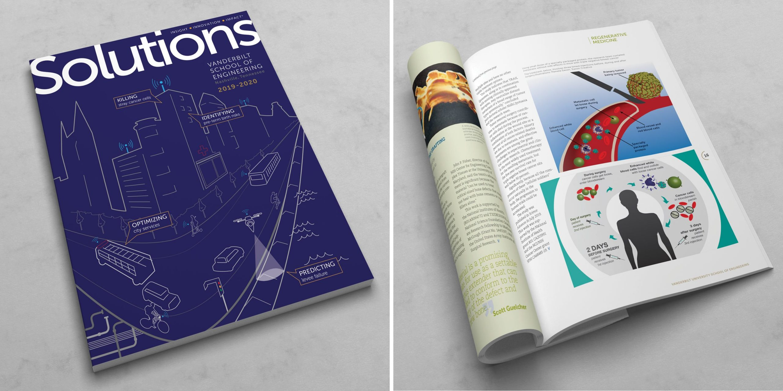 Vanderbilt University Solutions Magazine: Smart Cities